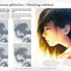 am01 pag 40 41 colorazione pittorica ⋆ Artbook & Manual ⋆