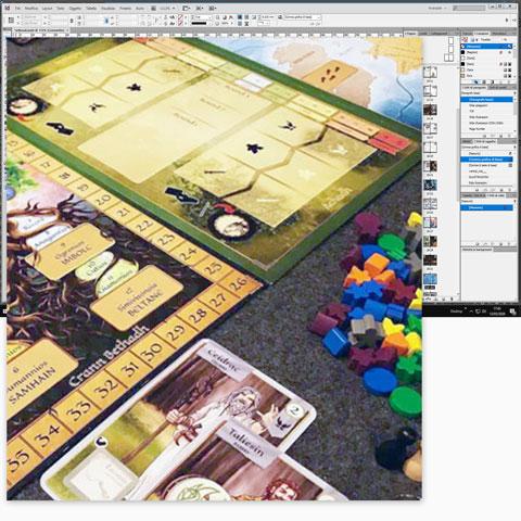 verrix board game setup 1 ⋆ Gioco di Ruolo e da Tavolo ⋆